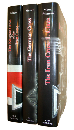 Package of three Regular Books