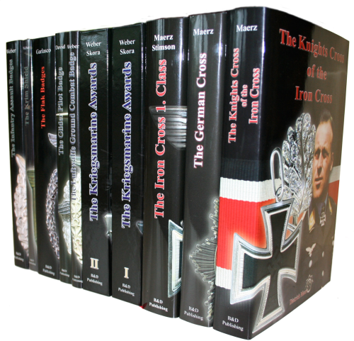 Package of 14 B&D Books!