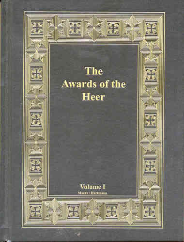 The Awards of the Heer, Vol. I - Leather