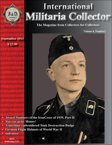 International Militaria Collector Vol.4/2