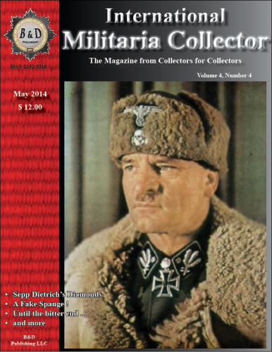 International Militaria Collector Vol. 4/4