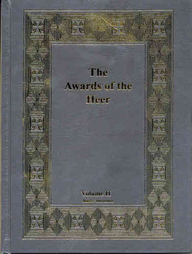 The Awards of the Heer, Vol. II - Leather
