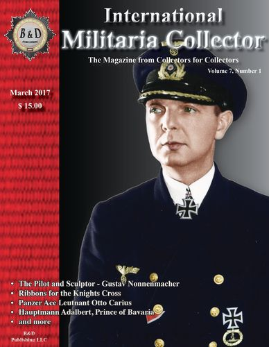 International Militaria Collector Vol. 7/1