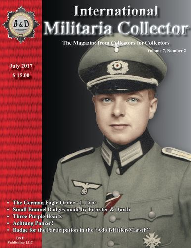 International Militaria Collector Vol. 7/2