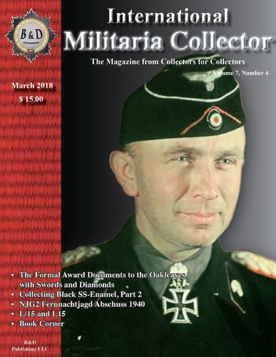 International Militaria Collector Vol. 7/4