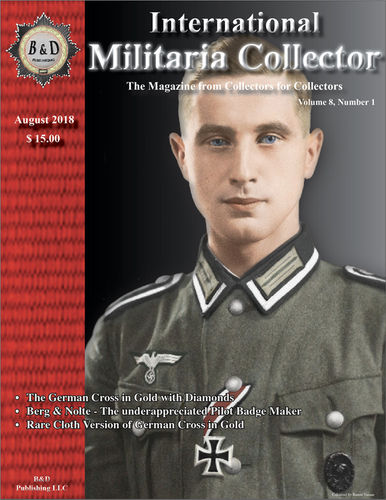 International Militaria Collector Vol. 8/1