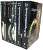 Package of six Regular books