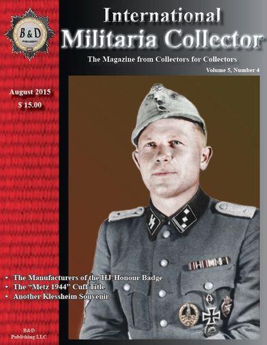 International Militaria Collector Vol. 5/4