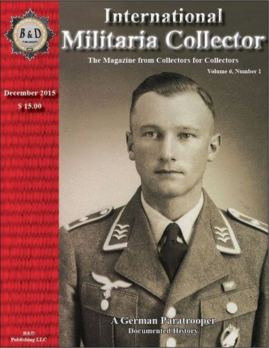 International Militaria Collector Vol. 6/1