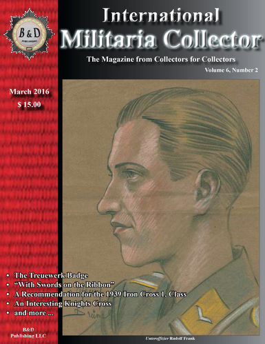 International Militaria Collector Vol. 6/2