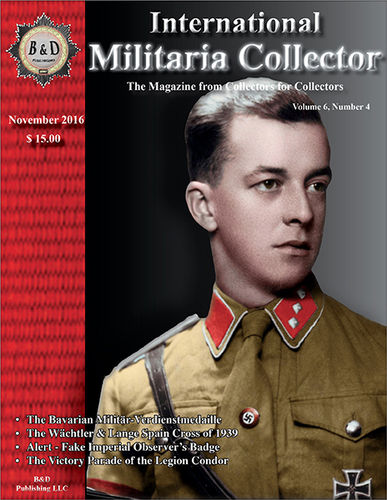International Militaria Collector Vol. 6/4