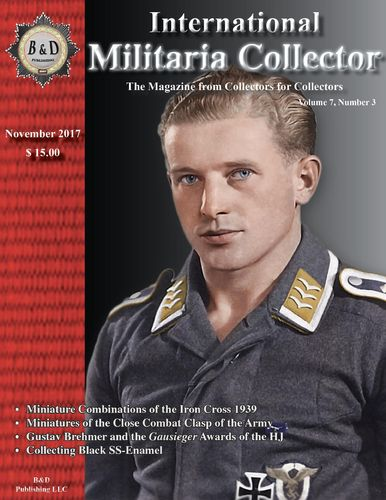 International Militaria Collector Vol. 7/3