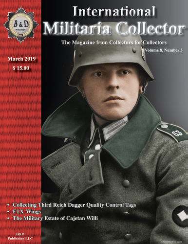 International Militaria Collector Vol.8/3