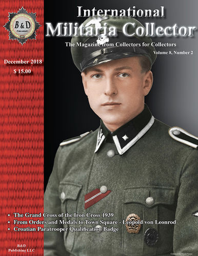 International Militaria Collector Vol.8/2
