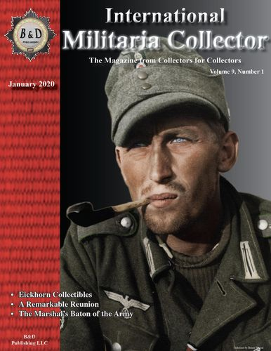 International Militaria Collector Vol.9/1
