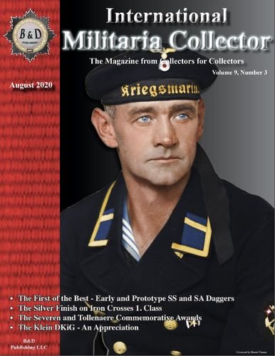 International Militaria Collector Vol.9/3