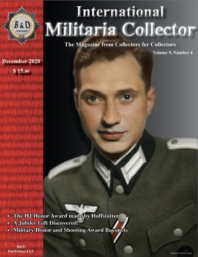 International Militaria Collector Vol.9/4