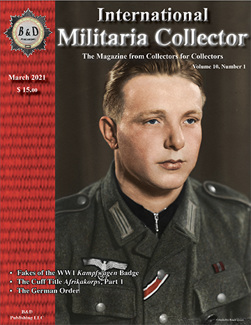 International Militaria Collector Vol.10/1
